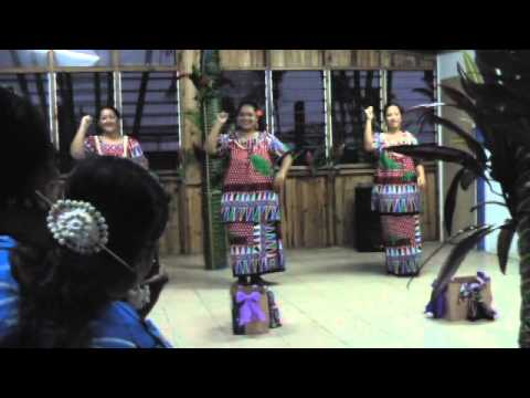 CETC 2012 Wallis and Futuna Dance