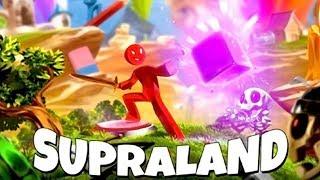 Download lagu 世界の名だたるゲームが合わさった「Supraland」が楽しすぎる!!!