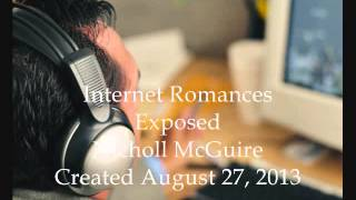 Christians: The Things You Do for Love/Money/Fame -  Internet Romances Exposed
