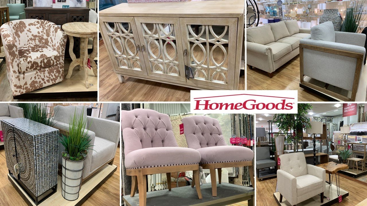 homegoods furniture home decor part 1 shop with me march 2020