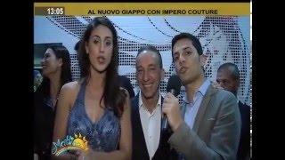 Mattina 9 - Intervista a Cecilia Rodriguez - Puntata del 05/06/2016