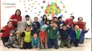 MindChamps Reading & Writing School Holiday Workshop July 2018