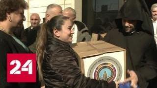Священнослужители РФ готовят новую гуманитарную миссию для помощи жителям Сирии - Россия 24