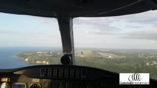 Aguadilla Airport BQN Landing
