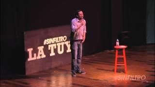 #SinFiltro stand up - Chente habla de su mai