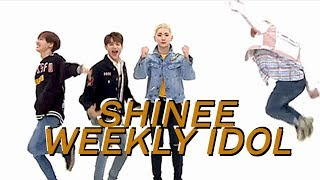 [ENG SUB] SHINee Weekly Idol EP. 359 180613