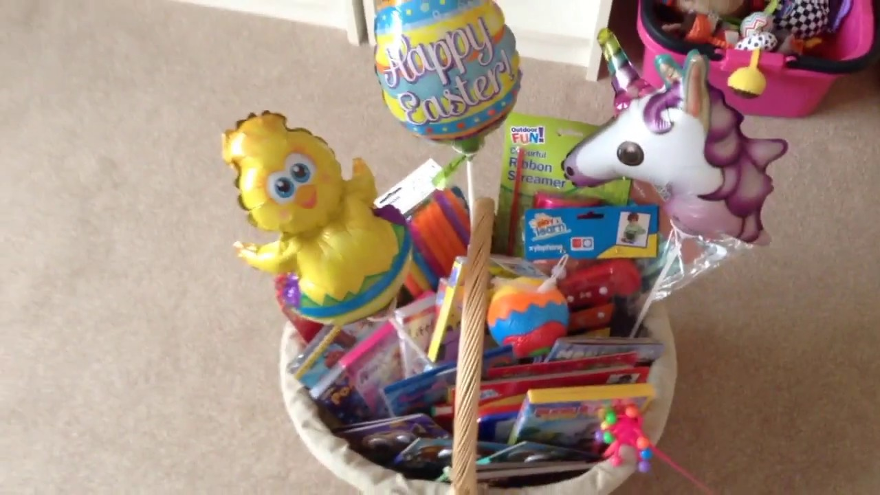 Poundland easter basket goodies scatty c youtube poundland easter basket goodies scatty c negle Choice Image