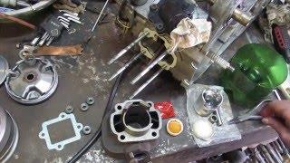 Piston mexanizmi Majlis JOG 3KJ Yamaha