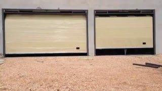 Seksiyonel Garaj Kapısı Eskişehir - Ases Otomatik Kapı Sistemleri