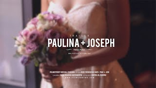 Pau & Joe - Wedding Film Trailer // Puebla, Puebla