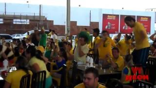 Brasil x Croácia - Pau dos Ferros Cobertura - TV Neon