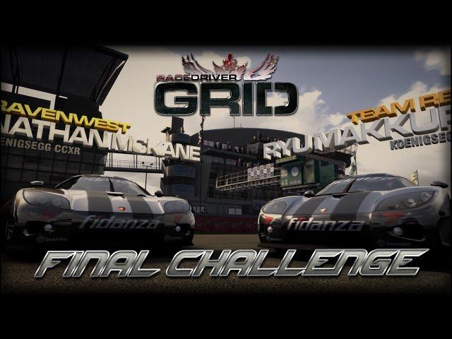 Race Driver GRID Ravenwest Final Challenge