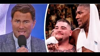 BREAKING NEWS ANDY RUIZ SIGNS THE CONTRACT (FINALLY) TO FIGHT ANTHONY JOSHUA
