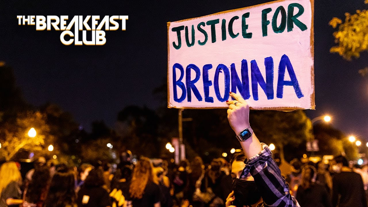 Black Women Speak Out After Announcement Of No Charges For Officers In Breonna Taylor Case