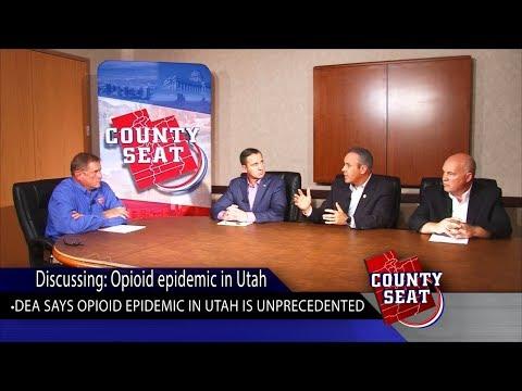 The County Seat   Opioid epidemic in Utah