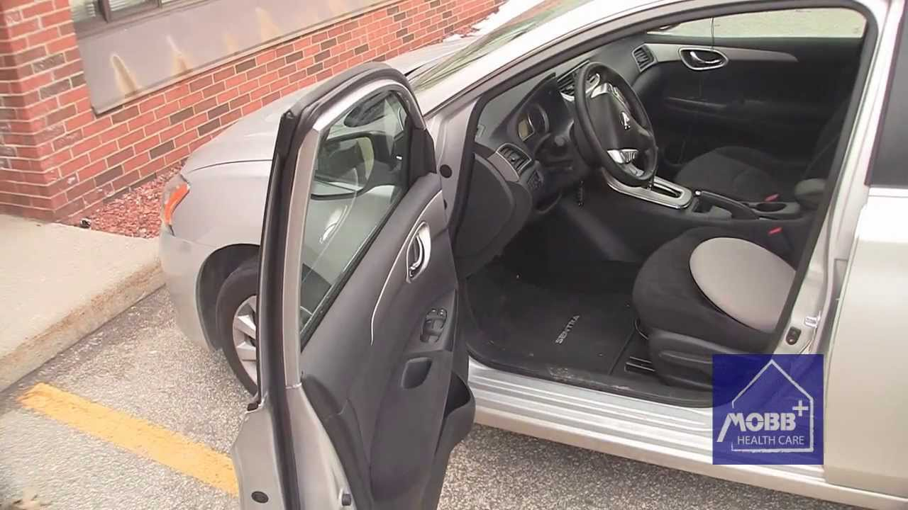 MOBB Swivel Car Seat Cushion