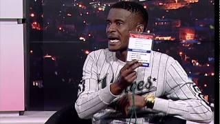 Gambar cover Thomas Mlambo interviews  commentator Tshepo Maimane
