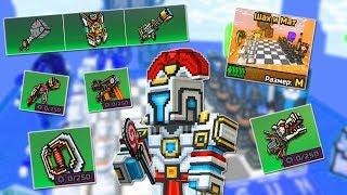 Pixel Gun 3D Update 16.6 - Чемпион Вселенной, Новые Карты, Оружие (383 серия)