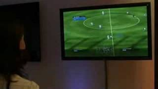 Gamekyo: FIFA Soccer 09 Exclusive Xbox 360 Gameplay