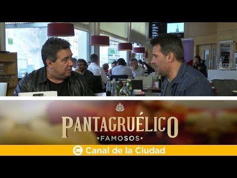 "<h3 class=""list-group-item-title"">Diego invita a José María Listorti a ""Café de la Plaza"" en Pantagruélico Famosos</h3>"