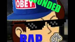 The Grounded Rap (Based On Go!Animate Caillou)