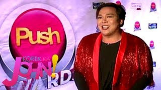 Push Award on Korek Ka John - November 10, 2015