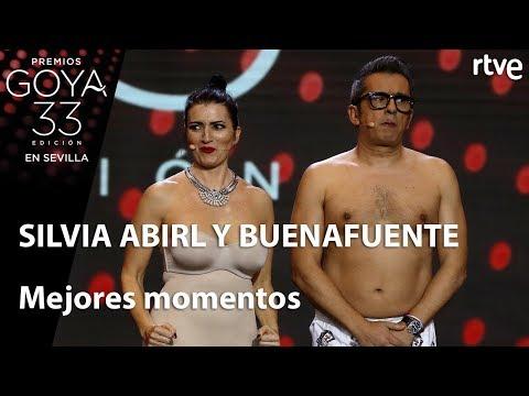 Mejores momentos Silvia Abril y Andreu Buenfuente | Goya 2019