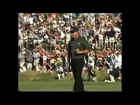 2004 U.S Open (Goosen and Mickelson)