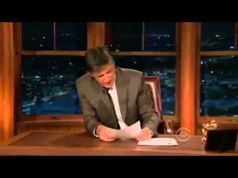 Raquel Welch, Anna Torv, Brian McFadden on Craig Ferguson Full Episodes