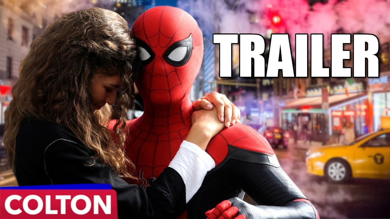 spider-man far from home trailer release date? - youtube