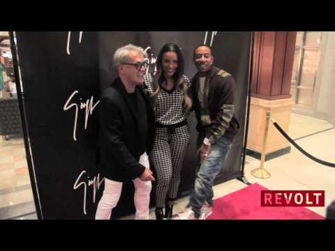 Giuseppe Zanotti Opens Boutique In Atlanta, Stars Show Support