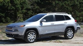 2014 Jeep Cherokee First Drive Review and Road Test