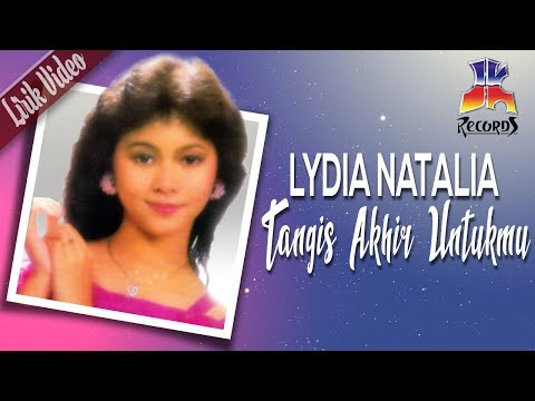 Lydia Natalia - Tangis Akhir Untukmu (Official Lyric Video)