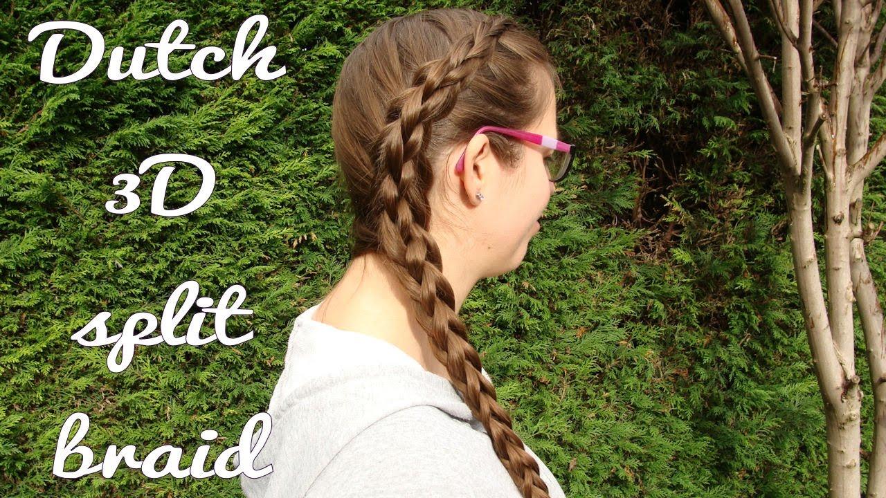 Image result for 3d split braid