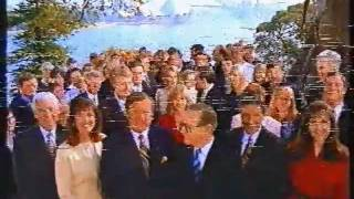 Channel Nine Sydney Who's Who of News Promo 1996