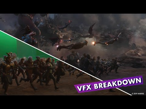 Marvel Studios' Avengers: Endgame — Making the Final Battle!
