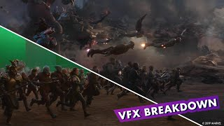 Marvel Studios' Avengers: Endgame - Making the Final Battle!