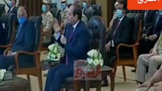 عاجل السيسي  يهدد الشعب المصري  المخالفين على البناء   10000 مخالفة  ا ب 10000 انسان يتم القبض عليهم