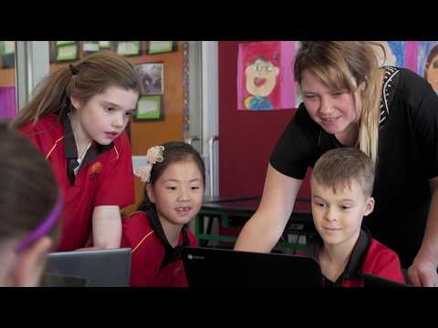 A 'play–based' learning approach at Halswell School: Part 1