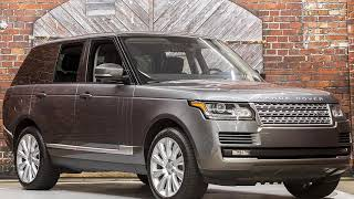 2016 Land Rover Range Rover Supercharged - G266491 - Exotic Cars of Houston