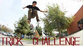 Trick Challenge - Switch Dolphin Flip