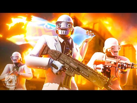 THE WAR OF THE HENCHMAN! (A Fortnite Short Film)