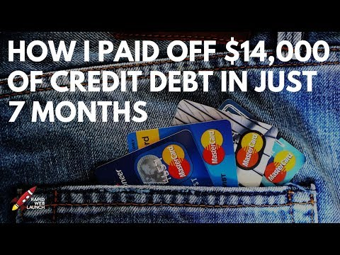 How Paid Off In Credit Card Debt In Just Months