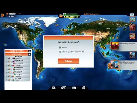 TransOcean The Shipping Company #25 -  Mission completed :)   Let's Play  