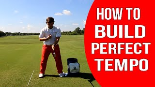 Golf Lesson - SMOOTH Tempo Like The Pros