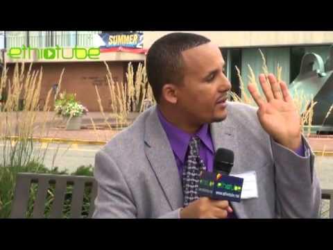 EthioTube Presents Jawar Mohammed | August 2013