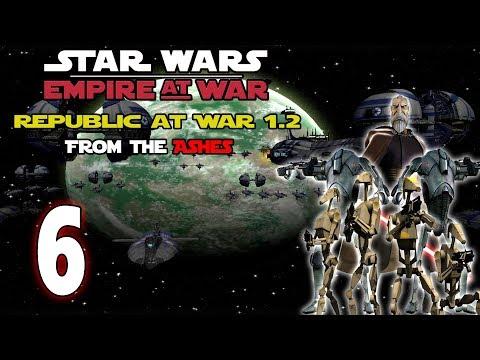 [6] Republic at War 1.2 (CIS) - Hard - B1's are garbage