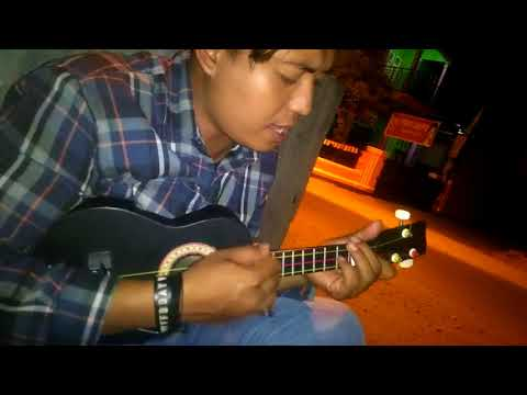 Robekan nestapa #cover ukulele senar 3 #smd