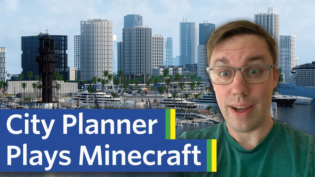 Is this the best Minecraft city EVER?