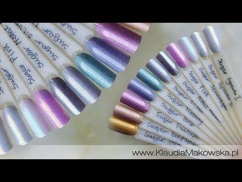 Pyłki - Indigo Nails